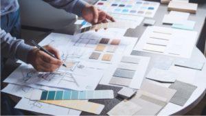 Maler Bielefeld: Götz Keitel gründet im Jahr 1990 ein Büro für Design und Farbgestaltung