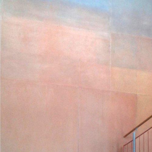 Maler Bielefeld, Innenraum: Bürogebäude der Freunde der Erziehungskunst in Karlsruhe