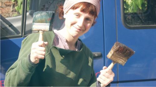 Maler Bielefeld, Jobs: Wir bieten Interessierten eine interessante Ausbildung als Maler und Lackierer