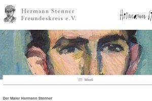 Maler Bielefeld, hier geht es zum Hermann Stenner Freundeskreis e.V.